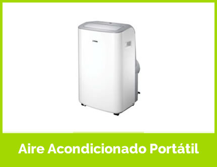 ¿Qué es un aire acondicionado portátil?