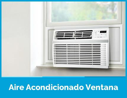 ¿Qué es un aire acondicionado ventana?
