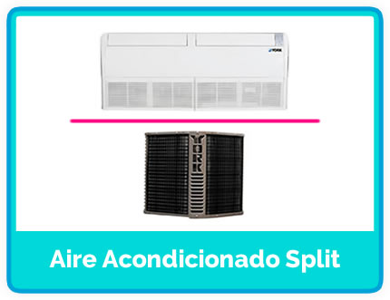 que es el aire acondicionado split