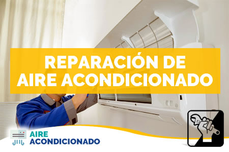Cuidado, mantenimiento y reparación de equipos de aire acondicionado